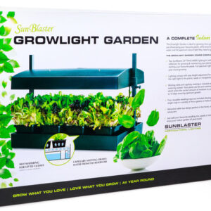 Le jardin Growlight de Sunblaster